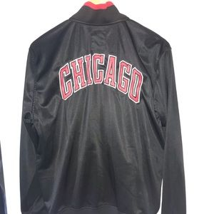 Chicago Bulls NBA Jacket Large